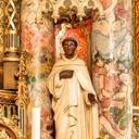 St Martin de Porres O.P. (1579-1639): Peruvian Dominican friar, illegitimate son of a Spanish grandee and a freed slave. Patron saint of people of African or mixed ancestry